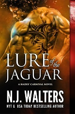 Lure of the Jaguar excerpt