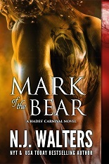 Mark of the Bear excerpt