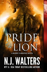 Pride of the Lion excerpt