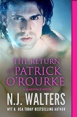 The Return of Patrick O'Rourke excerpt